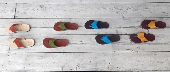 sandal man