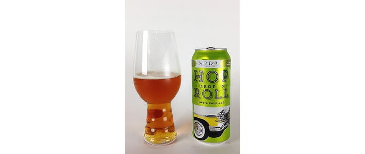 NoDa Brewing Co. Hop, Drop 'n Roll