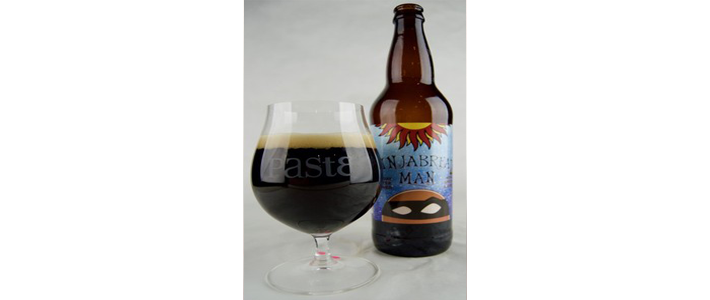 Asheville Brewing Co. Ninjabread Man