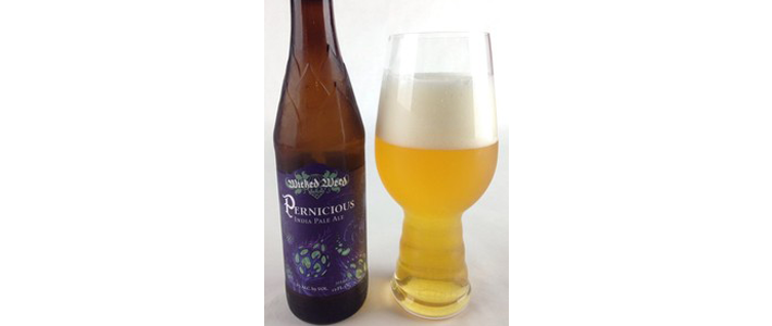 Wicked Weed Brewing Pernicious IPA