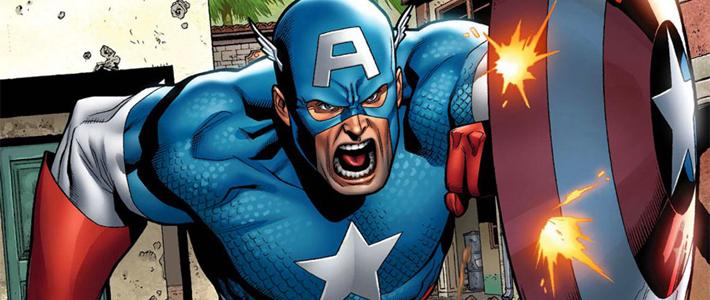 Captain America(Steve Rogers)