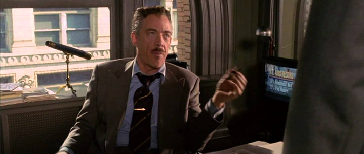 John Jonah Jameson(Chief Editor)