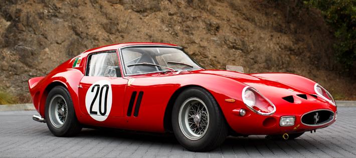 1962 Ferrari 250 GTO Berlinetta, Chassis 3851GT