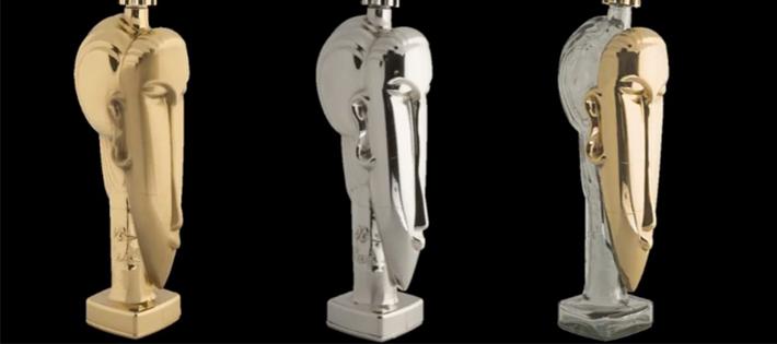 世界一値段の高い『お水/アクア・ディ・ クリスタロ・トリビュート・ア・モディリアニ』