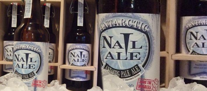 世界一値段の高いビール/ネイル・エール