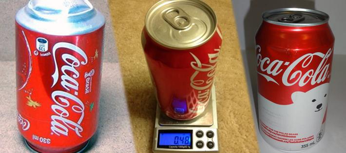 世界一値段の高い『コーラ/エラー缶』