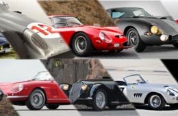 世界一値段の高い『車・スポーツカー』TOP10!!