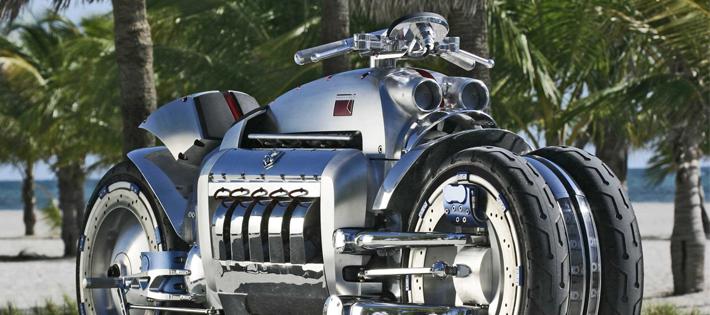ドッジトマホークV10 スーパーバイク