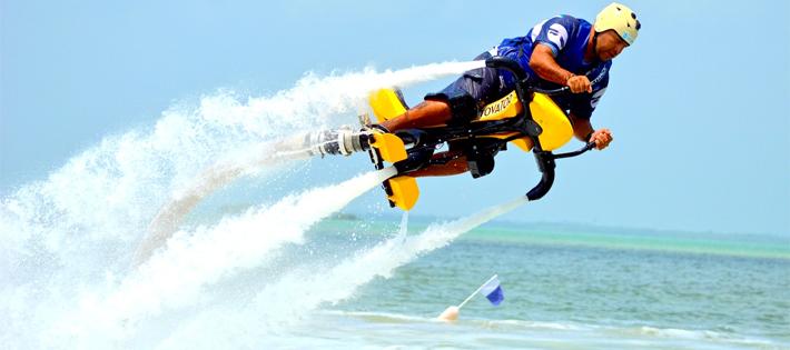 フライバイク(Jetovator Flying Bike)