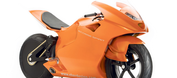エコスES1スーパーバイク