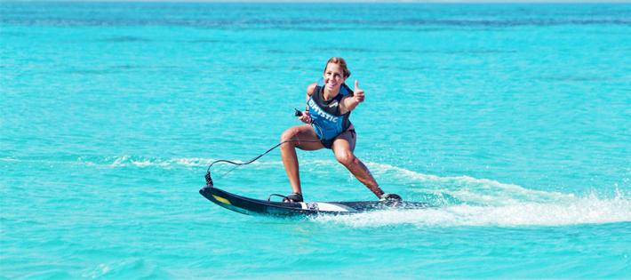 ジェットサーフ(JetSurf Motorized Surfboard)