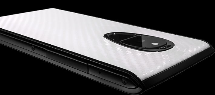 Sirin Solarin Crystal White Carbon DLC