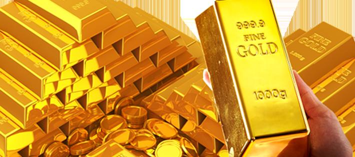 金塊のピラミッド