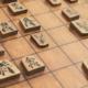 アマ強豪が集まる将棋道場